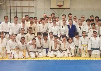 Judo – Allenamento collegiale Jigoro Kano Torino / Budokan